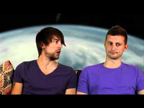 What would it be like if YOU went to space? - YouTube Space Lab with Liam & Brad