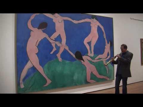 Portrait in Seven Shades: Matisse