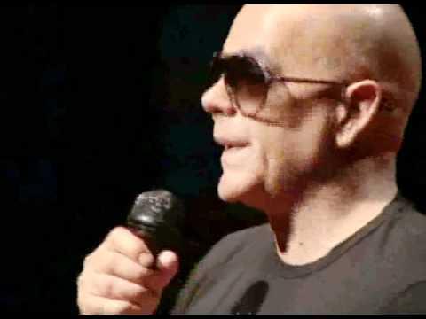 TEDxAveiro - Pedro Abrunhosa - Music as a paradigm of dream