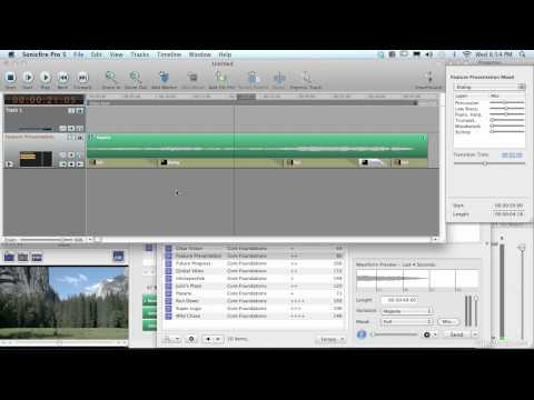Premiere Pro and After Effects CS6 SmartSound Plug-Ins