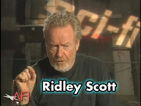 Ridley Scott On The Elements Of ALIEN