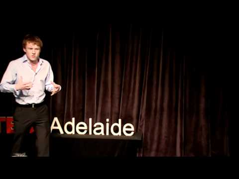 TEDxAdelaide - James DeBoar - Social networking for social justice