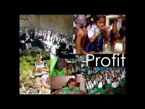 TEDxUF - Vikram Rangala - A New Capitalism