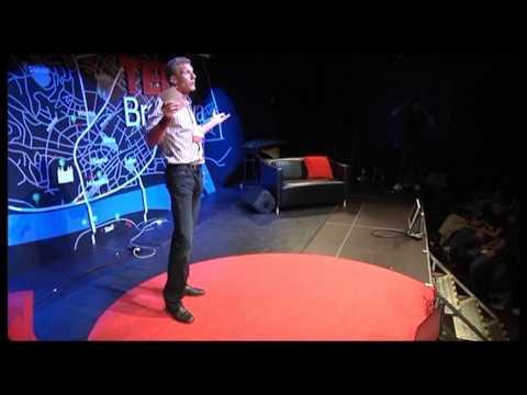 TEDxBratislava - Gert van Der VEEN - My way in the Dutch Mountains