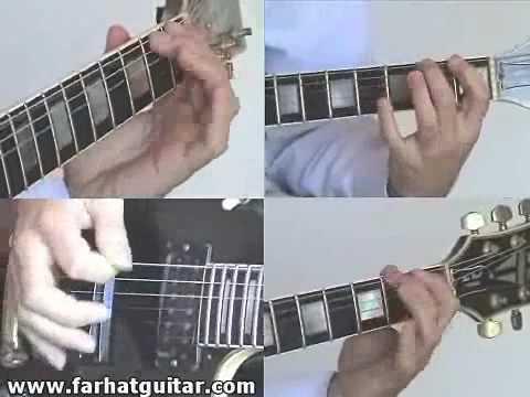 Paradise City - Guns and Roses  Guitar Cover Full Song - www.FarhatGuitar.com