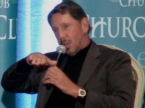 Oracle CEO Predicts Prolonged US Economic Recession