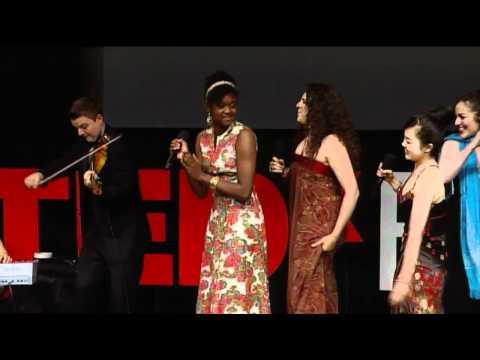 TEDxBoston - Women of the World finale