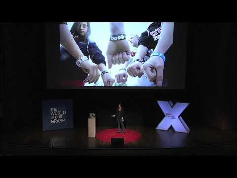 TEDxSanDiego 2011 - Shaney Jo Darden - Keep A Breast Foundation