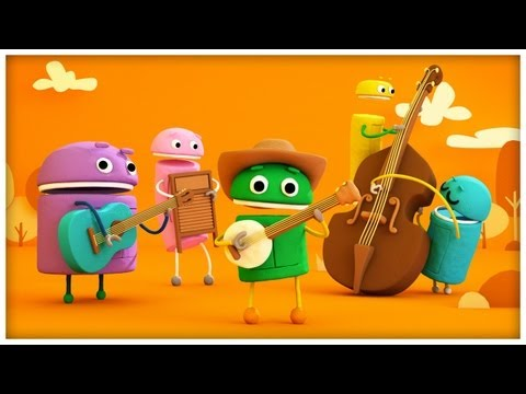 The Mulberry Bush - StoryBots Starring You