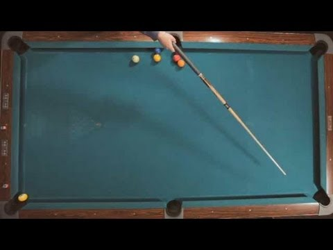 Pool Trick Shots / Classic Shots: Just Showin' Off