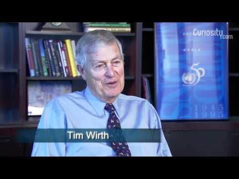 Timothy Wirth: What is curiosity?