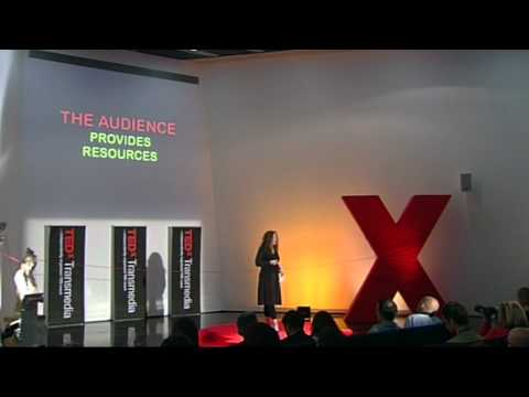TEDxTransmedia 2011 - Liz Rosenthal - Beyond finance