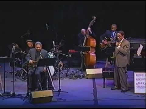 When Frank Wess Plays a Ballad, Ben Webster Smiles