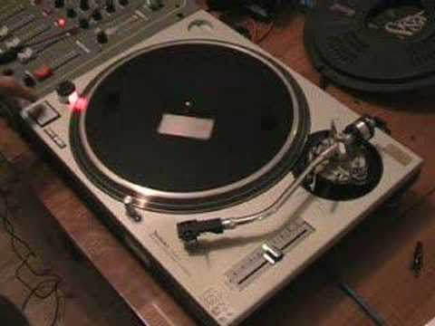 Sl1200mk 2, technics , get a smoother mix at the green light