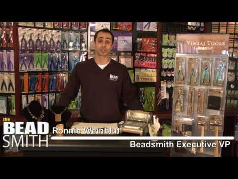 Vintaj Tools and Big Kick by BeadSmith