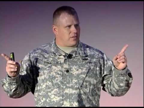 TEDxScottAFB - David Preston - Supporting The Warfighter In Austere Conditions