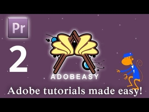 Some Easy Tips Adding Effects To Your Video In Adobe Premiere Pro CS4