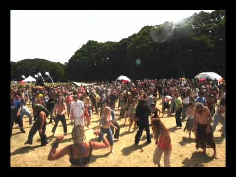 Tom Cosm - Canaan Downs Festival Timelapse