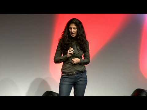 "TEDxBerlin - Nina Tandon - ""Your Body 3.0"""