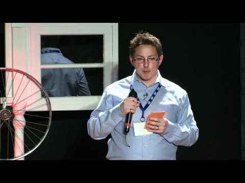 TEDxUofC 'Building a Legacy' - Kurt Goodjohn