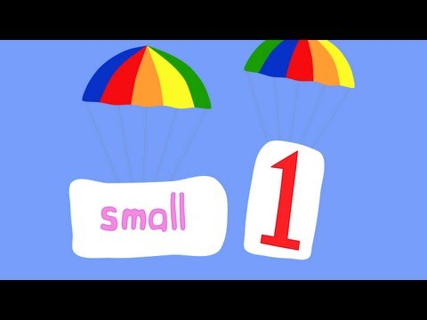 Parachute Letters - small 1