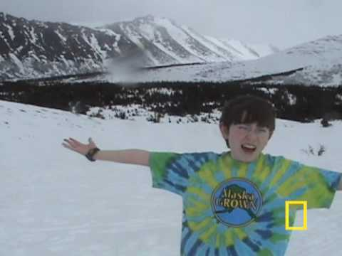 National Geographic Bee 2010 - Geographic Bee 2010 - AK Finalist