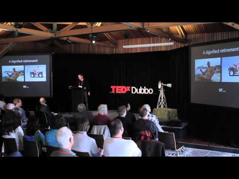TEDxDubbo - Dudley Brown - Wine and Water