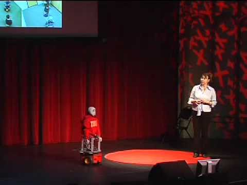 TEDxUSC - Maja Mataric: Socially Assistive Robots and the Growing Healthcare Problem