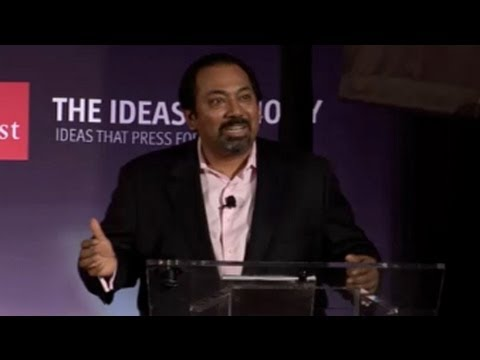 Vijay Vaitheeswaran: The Challenge of Future's Innovation