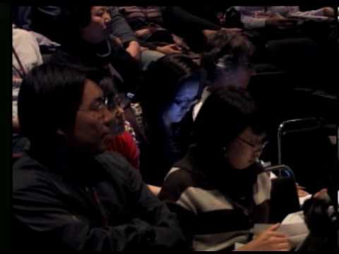TEDxSeoul - Yeonho Oh - 11/28/09