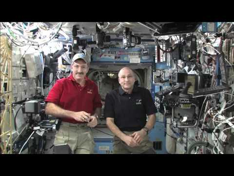 Space Station Crew Discusses Life in Space with CBS Radio