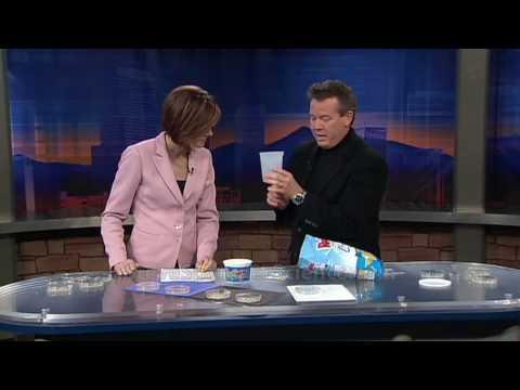 Steve Spangler Best of 9News - 2009 Morning Show