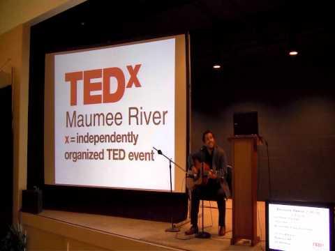 TEDxMaumeeRiver - Fernando Tarango - Future (will be) Resolved