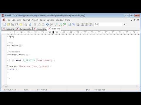 PHP Tutorials: phpBB Login Integration (Part 2)