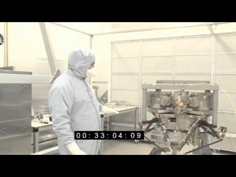 Space Camera (extra footage) - Backstage Science