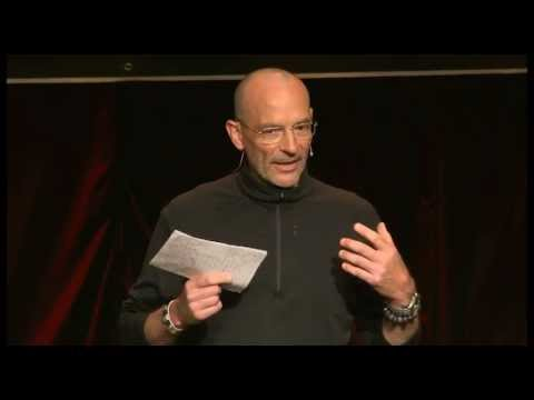 TEDxNHH - Kevin Castner - How to stay inspired throughout your life?