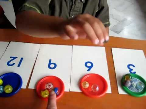 Preschool - Math. Skip count by 3s
