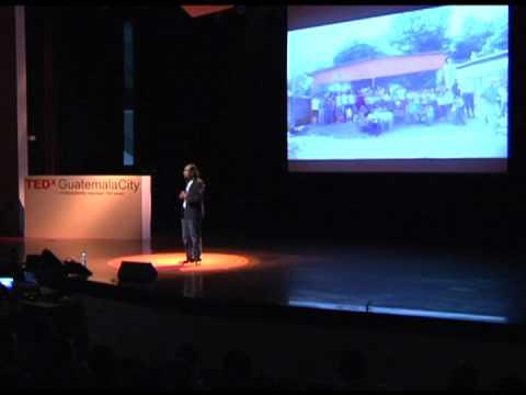 """TEDxGuatemalaCity - Heenal Rajani -  """"Bottle Schools"""": Trash + Awareness = Education"""