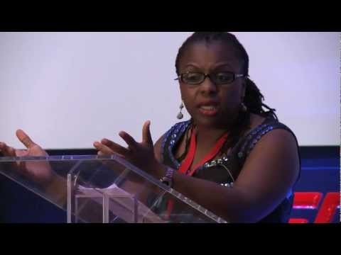 TEDxEuston - Lola Shoneyin - Boys, sex and control