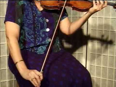 Violin Lesson - What is the proper way to hold your bow?