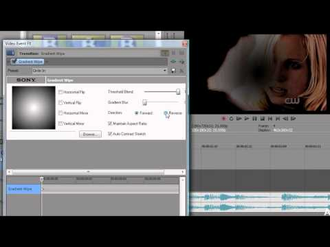 Sony Vegas Tutorial II Effect #51
