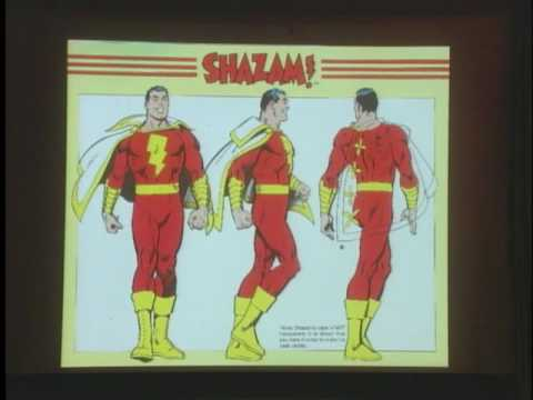 Superheroes: Fashion and Fantasy - The Gods of Greece, Rome, and Egypt Still Exist - Part 2 of 4