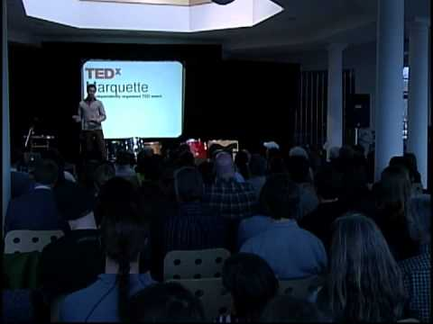 Small is the new big: Dave Ollila at TEDxMarquette