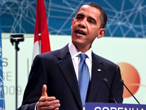Obama to COP15 Delegates: 'Time For Talk Is Over'