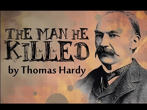 Pearls Of Wisdom - The Man He Killed by Thomas Hardy - Poetry Reading