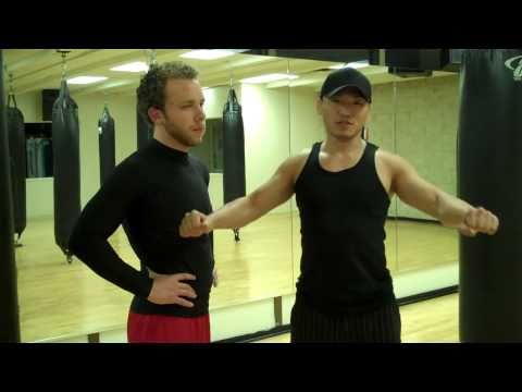 Wing Chun - Tan Sau Pressure Test (part 2)