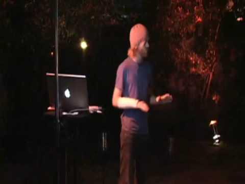 TEDxHollywood - Greg Cargill - 7/24/09