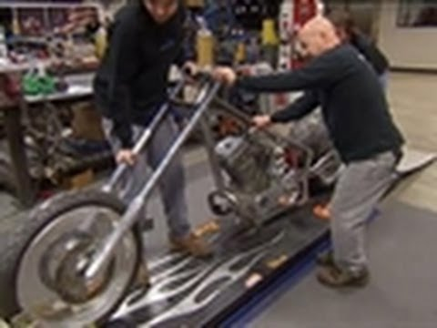 Springs Eternal | American Chopper
