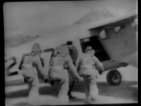 U.S. War Dead Honored On Memorial Day 1945 Newsreel