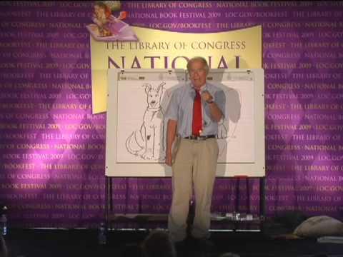 Steven Kellogg - 2009 National Book Festival